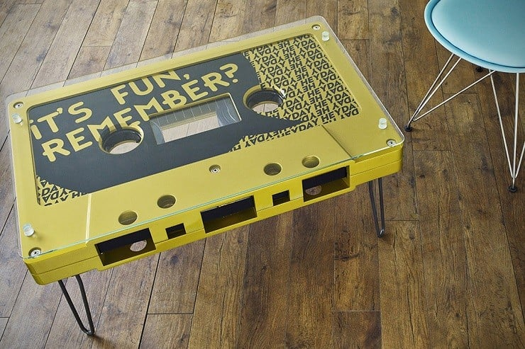 Cassette Coffee Tables by Alter Furniture 2