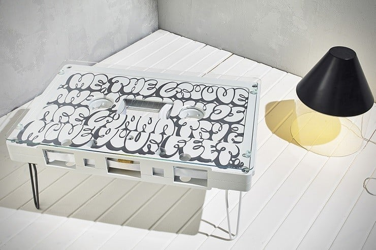 Cassette Coffee Tables by Alter Furniture 3