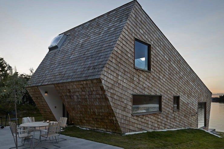 Cone House in Sweden 13