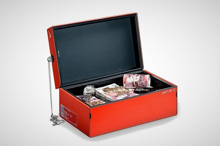 Mandem Shoebox Safe 2
