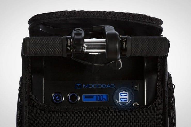 Modobag Motorized Luggage 1