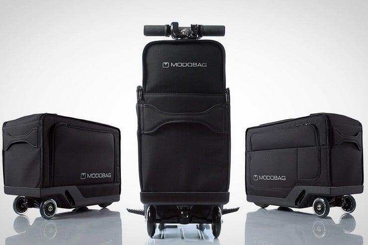 Modobag Motorized Luggage 2
