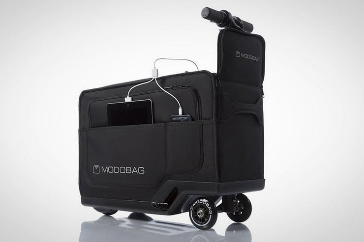 Modobag Motorized Luggage 4