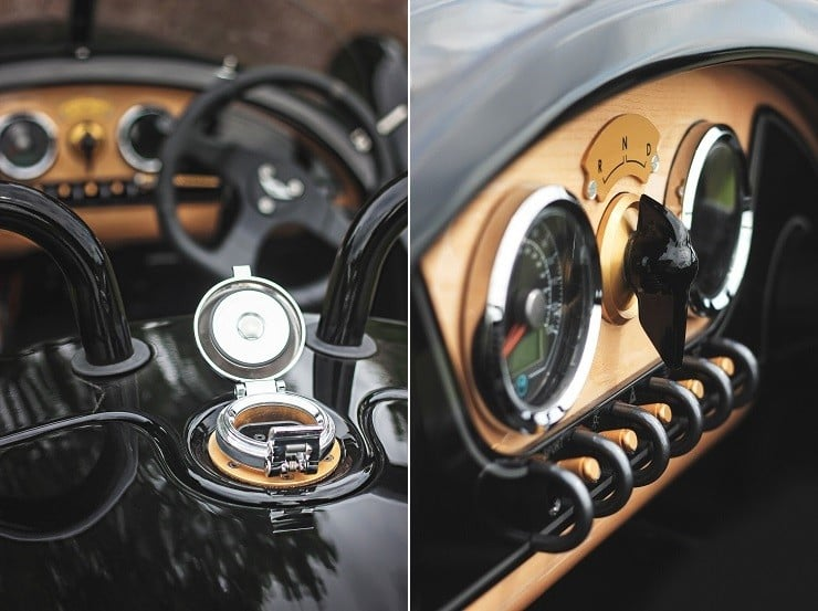 Morgan EV3 Selfridges Edition 3