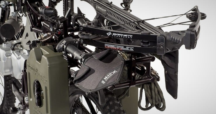 Motoped Black Ops Survival Bike 10