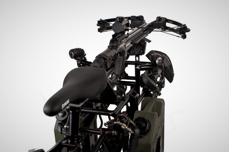 Motoped Black Ops Survival Bike 9