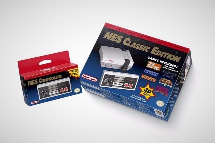 Nintendo Classic Mini Entertainment System 1