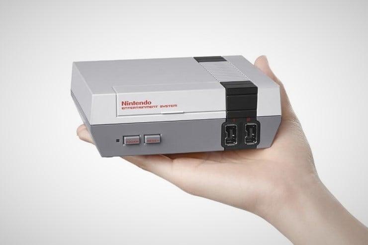 Nintendo Classic Mini Entertainment System 2