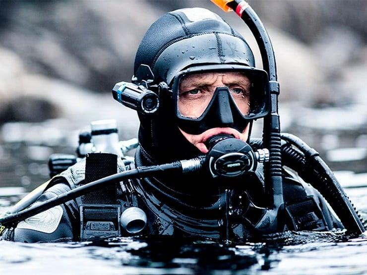 Octospot Diving Camera 1