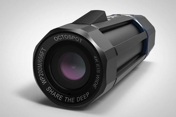 Octospot Diving Camera 10