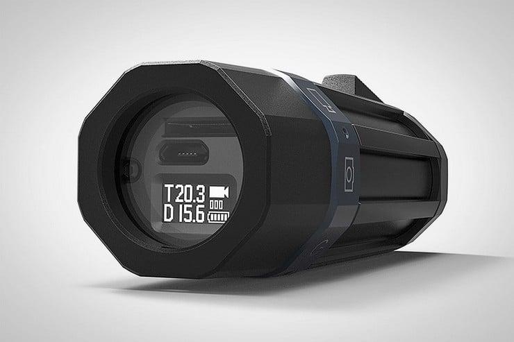 Octospot Diving Camera 9