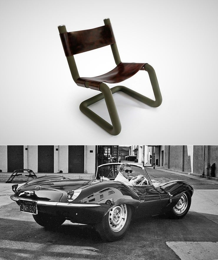 Philip Caggiano Lounge Chairs 3