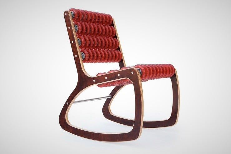 Philip Caggiano Lounge Chairs 6