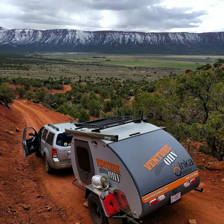 Venture OHV Off-Road Camper 1