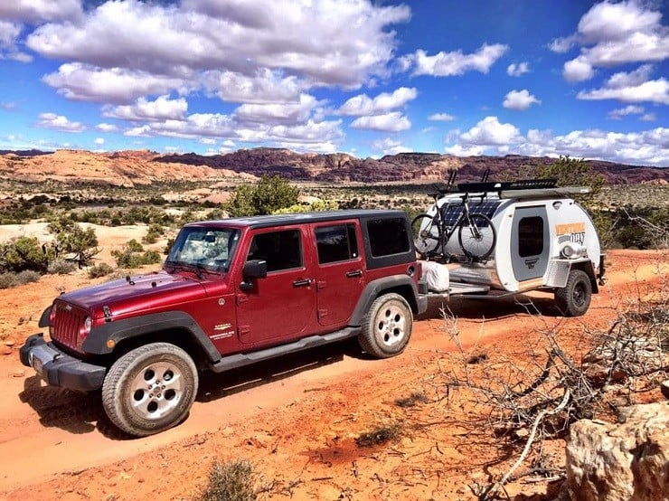 Venture OHV Off-Road Camper 10