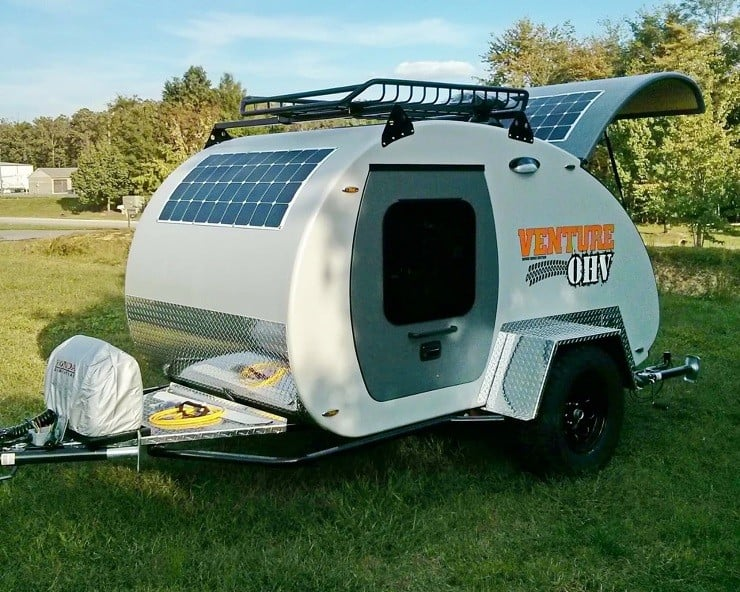 Venture OHV Off-Road Camper 11
