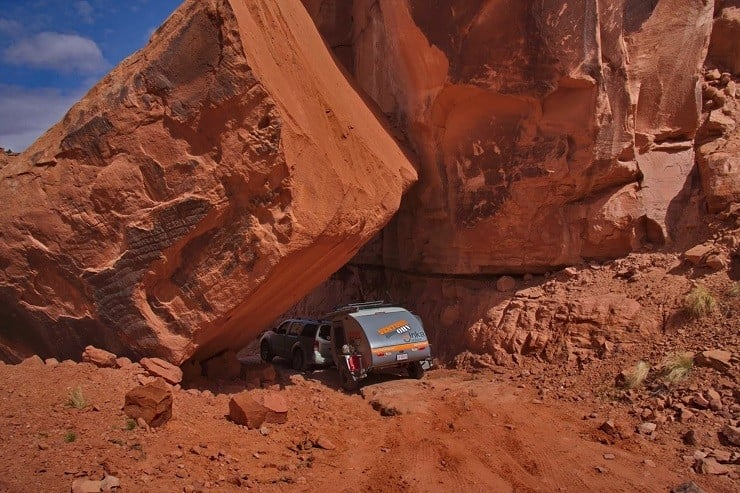 Venture OHV Off-Road Camper 3