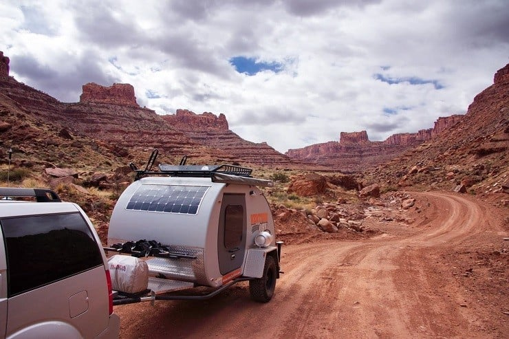 Venture OHV Off-Road Camper 4