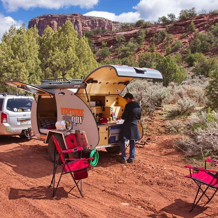 Venture OHV Off-Road Camper 6