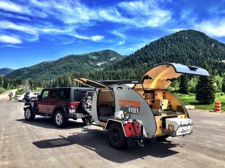 Venture OHV Off-Road Camper 9