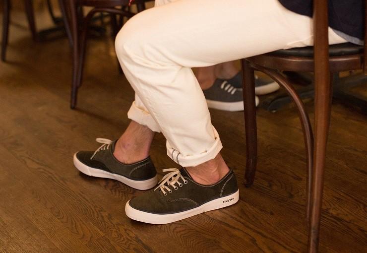 Cordies Legend Sneaker by SeaVees 4