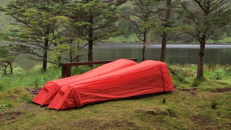 Crua Tent-Hammock Hybrid 1