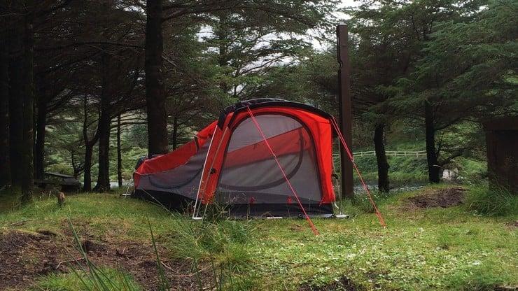 Crua Tent-Hammock Hybrid 10