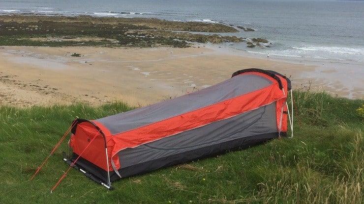 Crua Tent-Hammock Hybrid 2