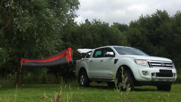 Crua Tent-Hammock Hybrid 5