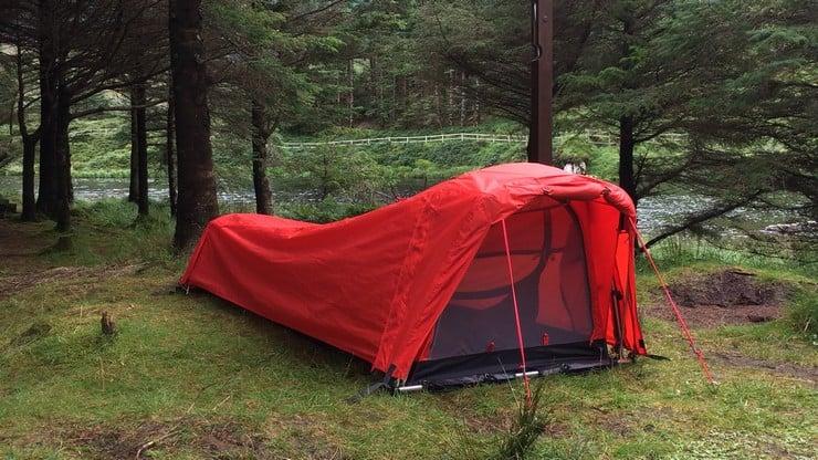 Crua Tent-Hammock Hybrid 9