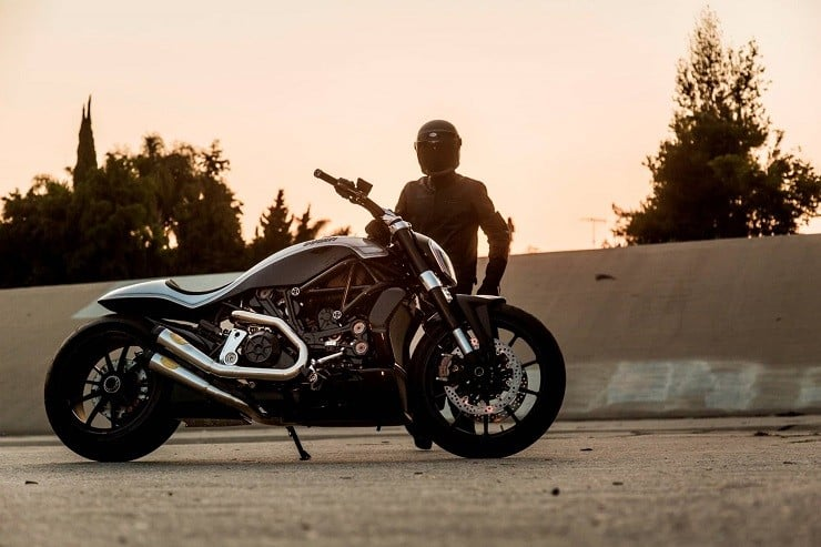 Ducati XDiavel by Roland Sands 10