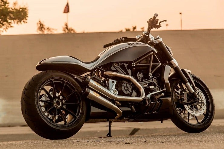 Ducati XDiavel by Roland Sands 14