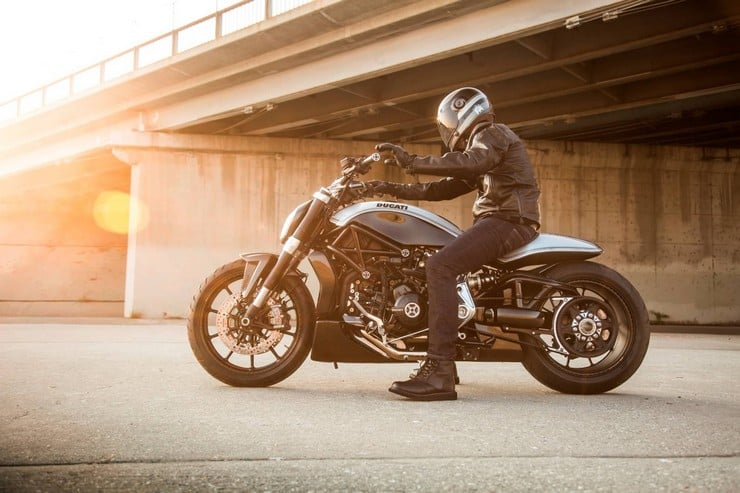 Ducati XDiavel by Roland Sands 3