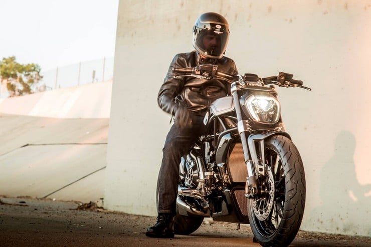 Ducati XDiavel by Roland Sands 7