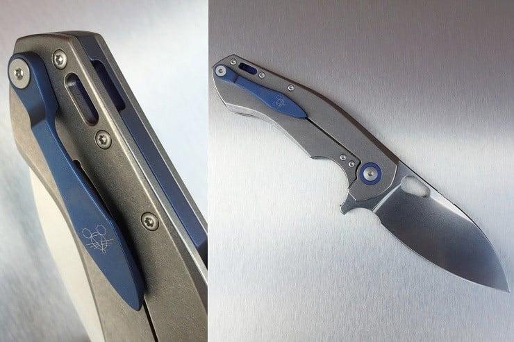 GiantMouse GM1 Folding Knife 1