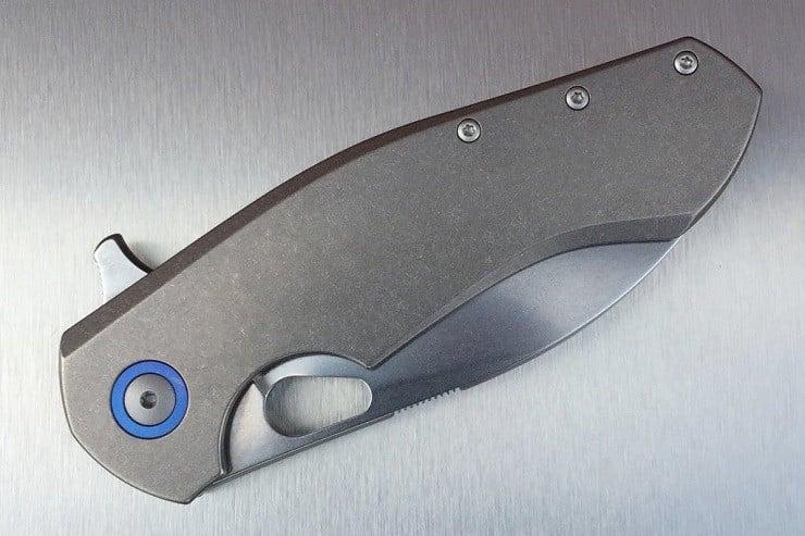 GiantMouse GM1 Folding Knife 2