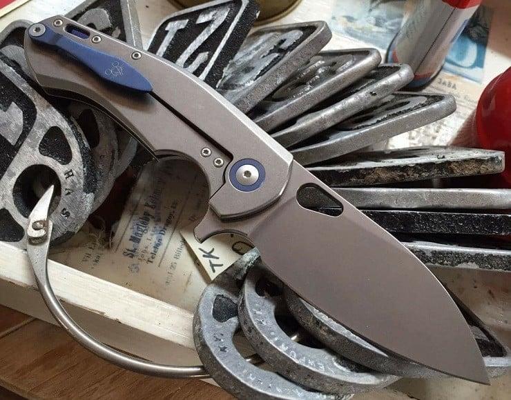 GiantMouse GM1 Folding Knife 3