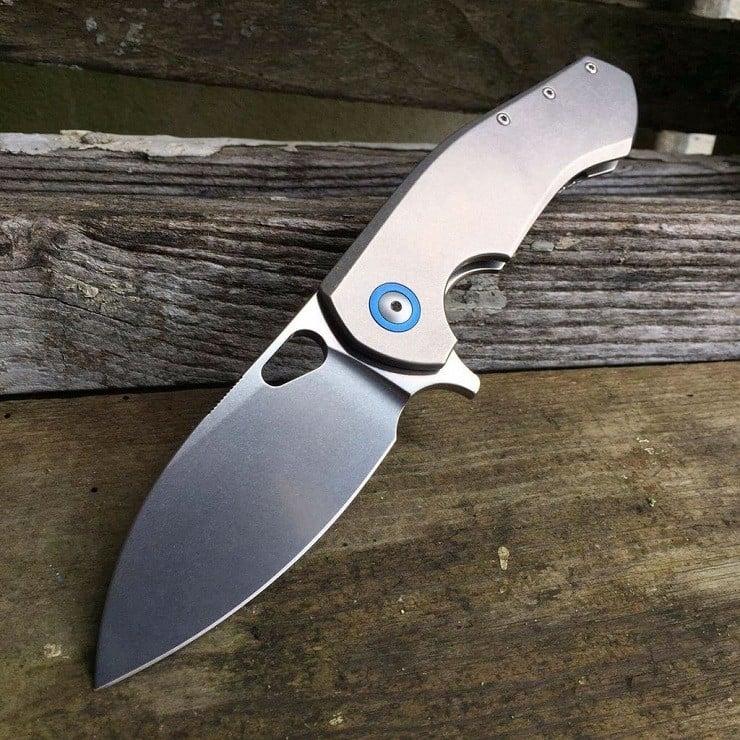 GiantMouse GM1 Folding Knife 4