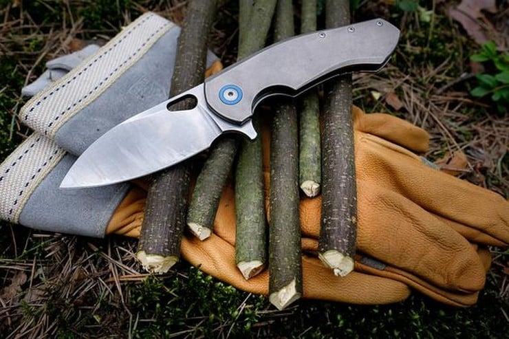 GiantMouse GM1 Folding Knife 5