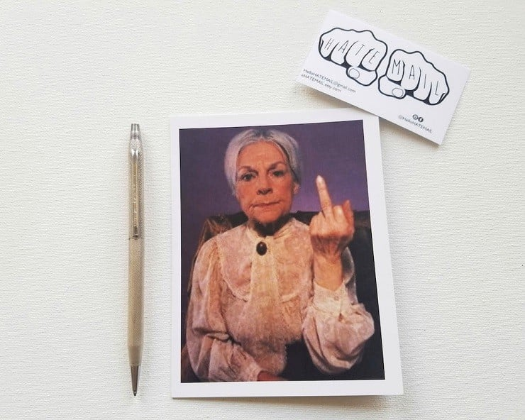 Hate Mail Anti-Greeting Cards  5