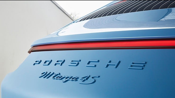 Porsche 911 Targa 4S Exclusive Design Edition 5