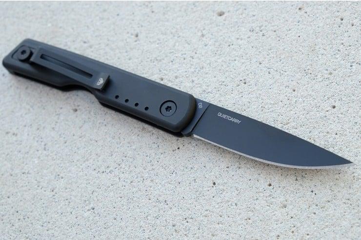 QuietCarry Titanium Pocket Knives 4