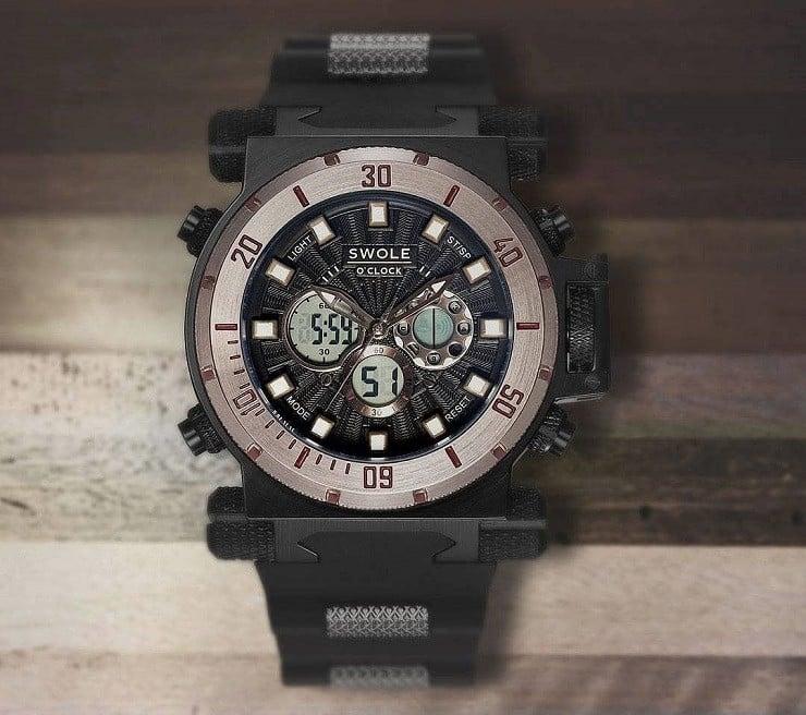 SWOLE O'Clock Watch Review 5
