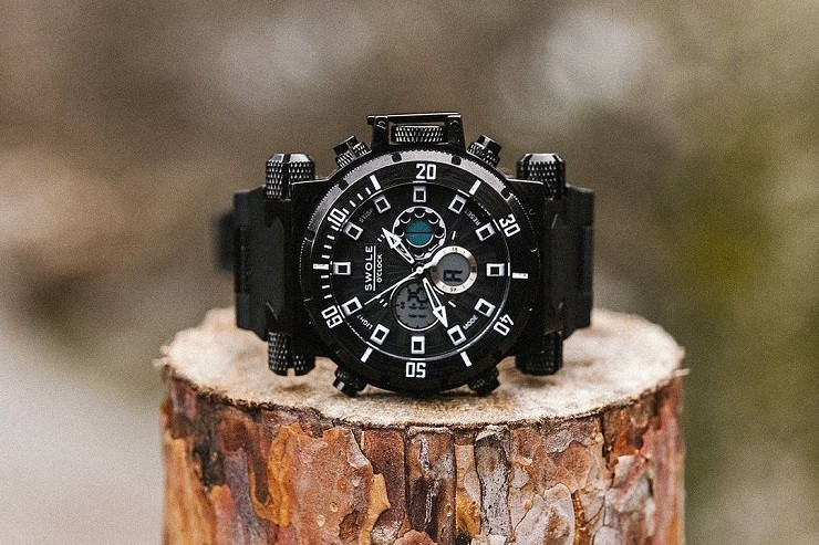 Swole O Clock Watch Review Men S Gear