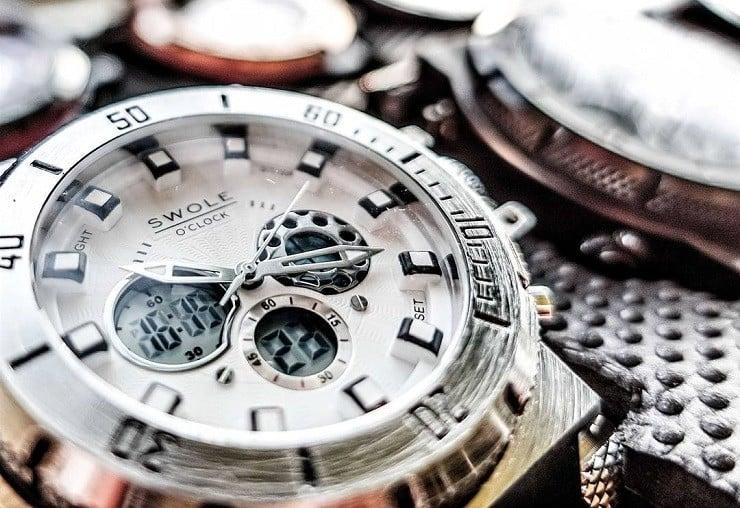 SWOLE O'Clock Watch Review 8