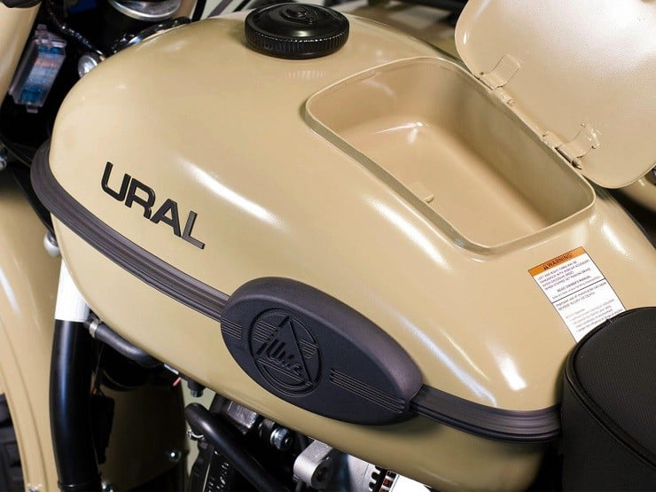 Ural Sahara Men S Gear