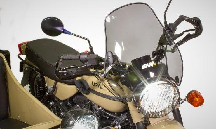 Ural Sahara Motorcycle 5