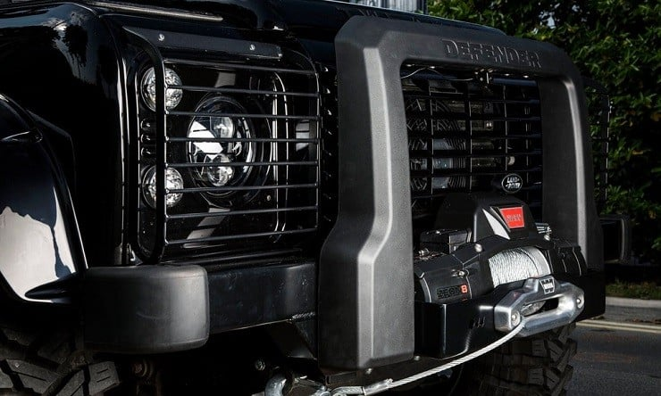 Land Rover Defender 90-110 Tweaked Spectre Edition 1