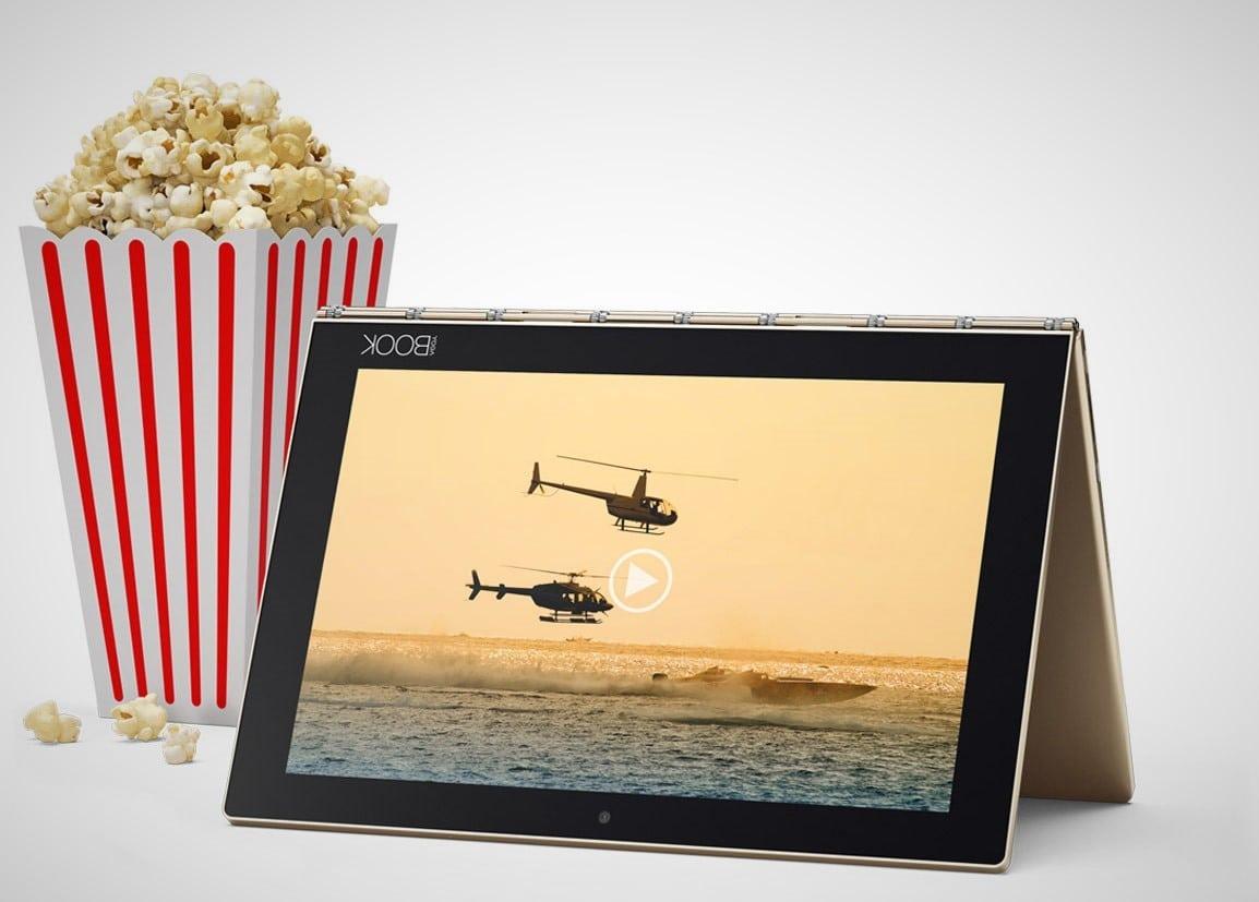Lenovo Yoga Book 2-in-1 Tablet 5