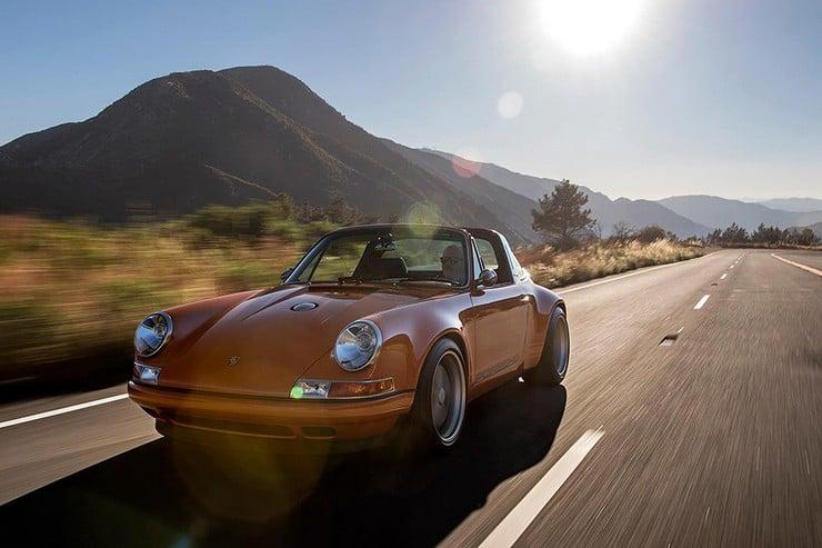 Singer Porsche 911 Targa Luxemburg 12